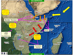 Horn Of Africa Map by Africom Combined Joint Task Force Horn Of Africa Public Intelligence