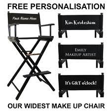 Makeup Chairs For Professional Makeup Artists Tall Chair Ebay