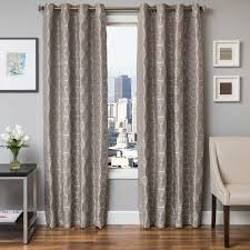 softline home fashions drapery dijon panel u0026 decorative pillows