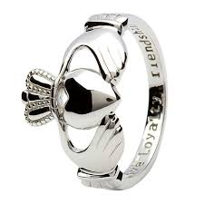 friendship rings meaning 17 best silver claddagh rings images on claddagh rings