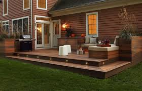 Led Solar Deck Lights - deck lighting ideas that bring out the beauty of the space