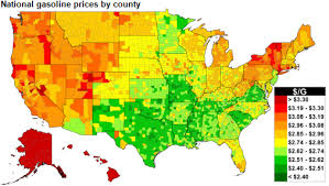u s gasoline prices this thanksgiving are the lowest since 2009