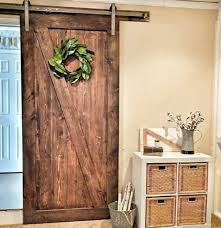 Z Barn American Cherry Barn Door Heirloom Quality Fully Assembled The