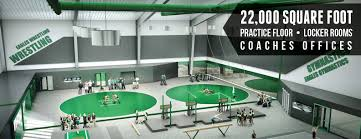 gymnastics wrestling facility