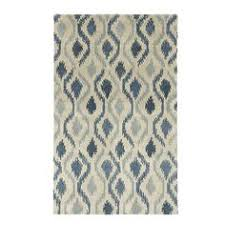 Ikat Kitchen Rug Ikat Medallion Indoor Outdoor Rug Williamssonoma Grey Or Navy