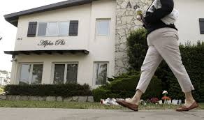 Sbcc Campus Map Sorority Targeted By Isla Vista Shooting Suspect Urges Privacy
