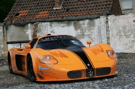 orange maserati super exotic and concept cars maserati mc12