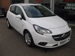 vauxhall white used olympic white vauxhall corsa for sale lincolnshire