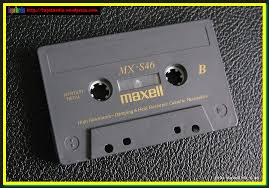 maxell cassette 1994 maxell mx s 46 metal bias audio cassette tardis