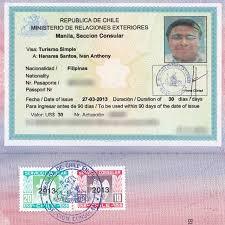 south america applying for visas to argentina brazil bolivia