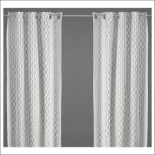Double Panel Shower Curtains Interiors Magnificent Ikat Curtains Bay Window Curtain Rod