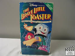 Brave Little Toaster Movie The Brave Little Toaster Vhs Phil Hartman John Lovitz Jerry Rees