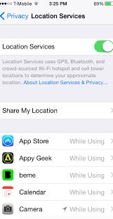 give me a map of my location location services 101 the cnet com