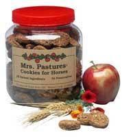 mrs pastures cookies mrs pastures cookies for horses 8 oz bag