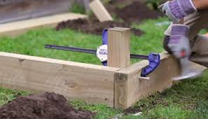 how to build a vegetable garden box a home timber u0026 hardware