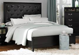 bedroom breathtaking coaster devine queen bed with button tufted