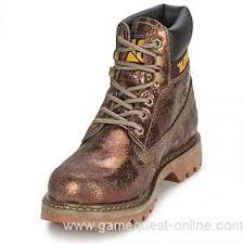 caterpillar womens boots australia s caterpillar colorado colorado bronze metallic