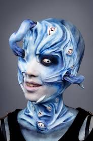 halloween airbrush makeup 104 best wild make up creations images on pinterest make up