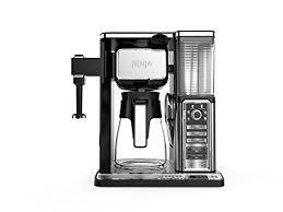 ninja coffee bar clean light keeps coming on amazon com ninja coffee bar brewer system with glass carafe cf091