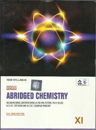 ncert abridged chemistry 1st puc text book with complete solution