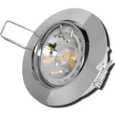 halogen oder led einbaustrahler jan led leuchtmittel 230volt 3w 5w oder 7watt