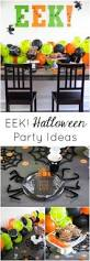 eek spider themed halloween party ideas design improvised