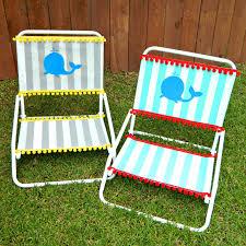 Summer Lounge Chairs Mark Montano Super Fun Summer Beach Chair Diy