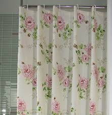Pink Green Shower Curtain Pink And Green Shower Curtain Shower Ideas