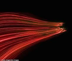 Scientists discover how to stop the speed of light daily mail online