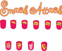 snack attack nail art for kids snack attack nail art for kids