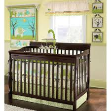 amazon com elephant parade 7 piece crib bedding set baby