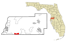 Florida Sinkhole Map by Odessa Florida Wikipedia