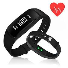 activity bracelet images Fitness tracker kirlor blood pressure heart rate monitor jpg
