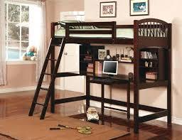 short loft bed with desk u2013 archana me