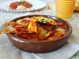 cuisine tomate gratin de raviolis a la sauce tomate epinards et mozzarella le
