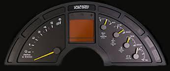 corvette instrument cluster repair batee com porsche and corvette electronics repair services