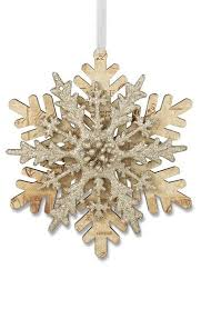 bethany lowe designs layered snowflake ornament available at