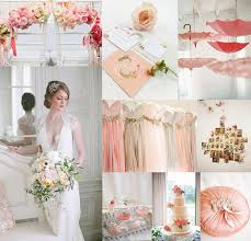 soft pink dove gray shabby chic wedding ideas elizabeth anne