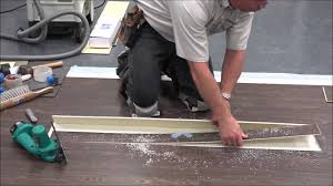 Can You Waterproof Laminate Flooring How To Replace A Damaged Paradigm Flooring Board Youtube