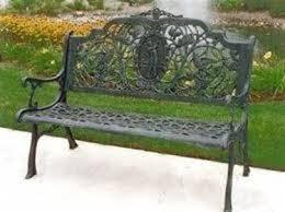 panchine da giardino in ghisa panchine da giardino accessori da esterno