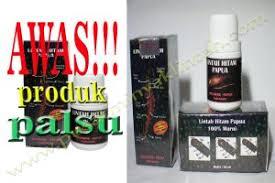 Minyak Lintah Papua Hitam ciri minyak lintah asli vs palsu dan cara membedakannya