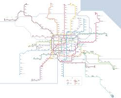 Shanghai Metro Map In Chinese by Shanghai Metro Wikipedia