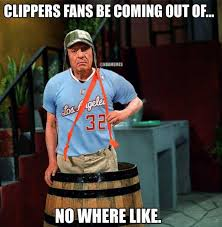 Clippers Memes - nba memes on twitter have all the lakers fans turned into