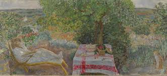 the monet family in their garden at argenteuil london exhibition examines monet to matisse wheretraveler
