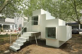 Studio Homes Micro House Studio Liu Lubin Archdaily