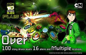 ben 10 games ben 10 ultimate alien xenodrome cartoon network
