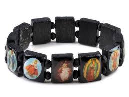 catholic saints bracelet ebay