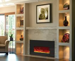 Electric Insert Fireplace Electric Fireplace Insert Place And Pits