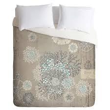 iveta abolina french blue duvet cover by deny designs hayneedle