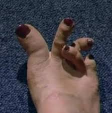 Ugly Feet Meme - nikki haley is a stud page 3 gatorchatter